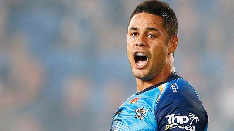 Pulu stars in Titans' NRL upset of Sharks