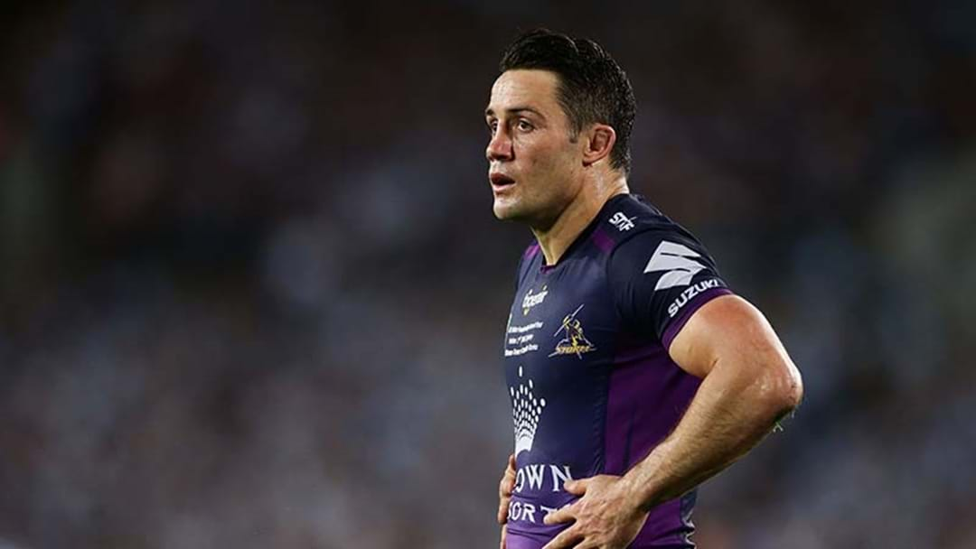 Cronk Was Mentally Tired Not Physically