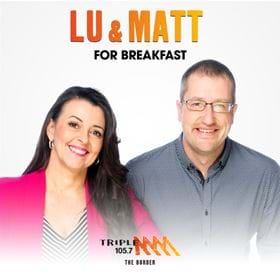 Lu & Matt for Breakfast