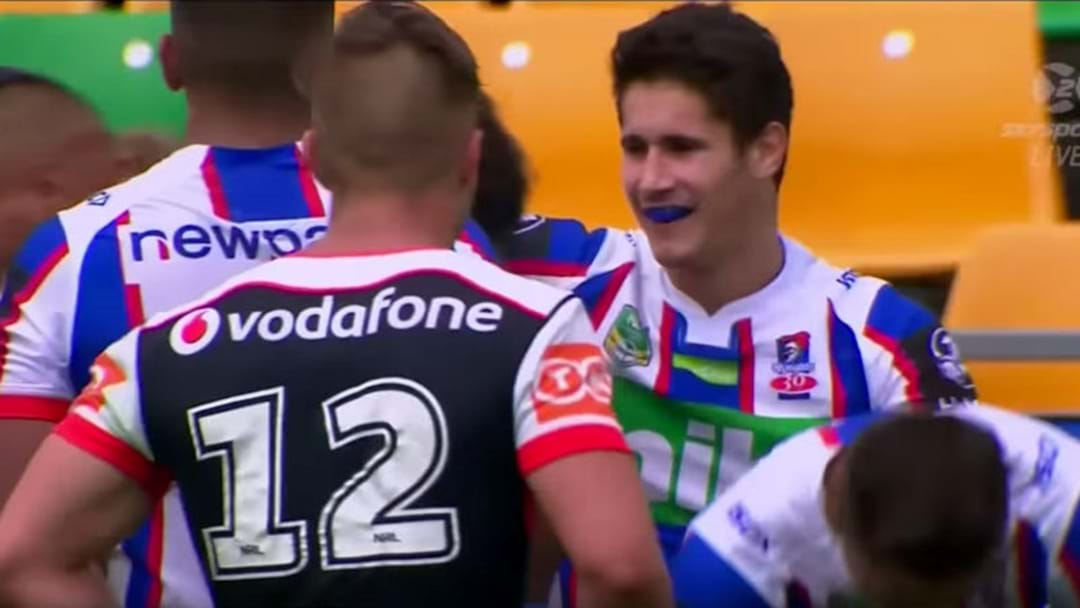 Jack Johns Scores His First NYC TRY & Then Fletch Roasts Matty Johns
